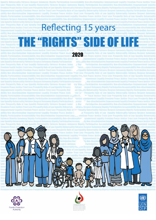 """Reflecting 15 years, The """"Rights"""" Side of Life 2020"""