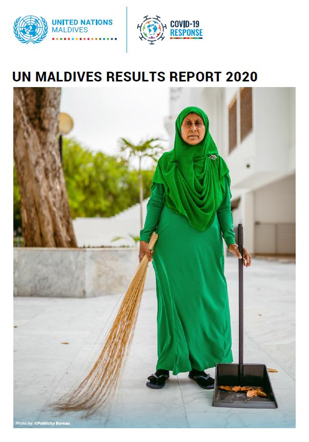 UN Maldives Results Report 2020