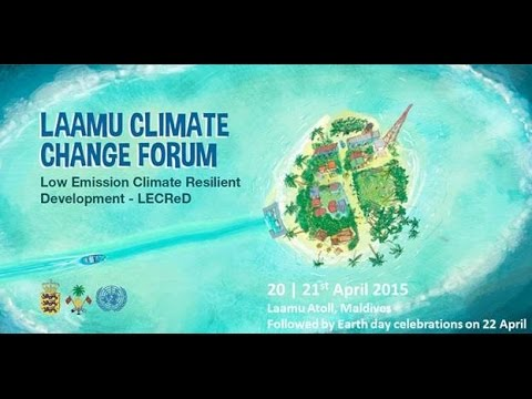 Laamu Climate Change Forum